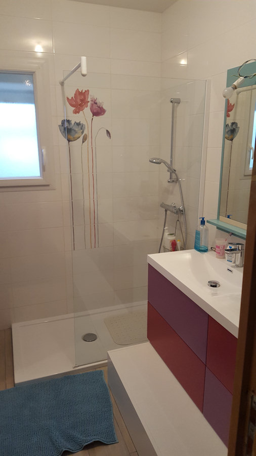 Salle de bain Le Garric